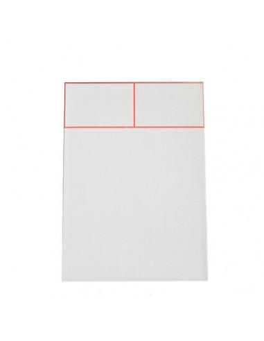 Étiquettes en planches modèles 2 étiquettes pour unités de reconstitution - chimiothérapie
